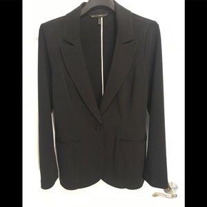 White House Black Market Suit (Black)